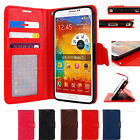 Nobano Wallet Diary Leather Standing Case For Samsung Galaxy LG iPhone Phones