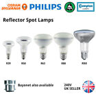 Reflector Spot Lamp Dimmable Light Bulb - 240V Top Brands Philips Osram Crompton