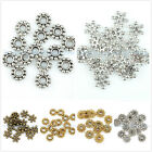 Wholesale Tibetan Antique Silver Jewelry Finds Charms DIY 6/7/8mm