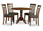 Dublin 5 Pieces kitchen table set-small table-plus 4 kitchen chairs
