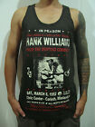 HANK WILLIAMS The King of country Music Men's T-Shirt Tank Top Vest Graphic Tee