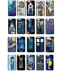 Snow White cat DOCTOR WHO TARDIS CASE COVER FOR APPLE IPHONE 5 5S + Gift