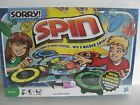 SORRY! Spin Board Game The Game of Sweet Revenge with a Wicked spin!