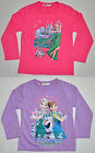 GIRL Frozen Fever winter T-Shirts Hot Pink / Purple Size 2,3,4,5,6,8