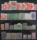 Great Britain Revenues and fiscals. Mostly Victoria to King George V.