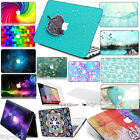 3IN1 Customize Shell Logo Cutout Hard Case Cover for Macbook Air Pro 11/12/13/15
