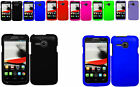 1 Solid Snap-on Hard Case Cover For Alcatel One Touch Evolve 5020T 5020 Phone