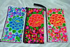 Thai Hmong Tribal Ethnic Rose Embroidered Clutch Bag Purse Handbag Thailand