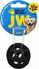 JW PET HOLEE BOWLER MINI 1 PACK DOG TOY RUBBER UPICK COLOR FREE SHIP TO THE USA