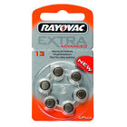 Rayovac Extra Zinc Air Hearing Aid Batteries Size 13 - Low Prices!