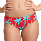 NEW Freya Swim South Pacific 50's Low Leg Bikini Shotr 3554 Red Various Sizes