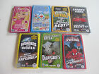 Mini Top Trumps Various New Rare Sealed Packs Special Import Trump Cards