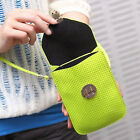Durable New Women Handbag Cell Phone Bags Purse Mini Women Messenger Bags HFUS