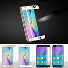 Full Body 3D Curved Tempered Glass Screen Protector For Samsung Galaxy S6 Edge