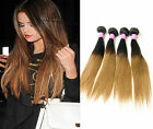 "10""-30'' 50g 1B/27# Straight Fashion Women Long Malaysian Human Hair Extensions"