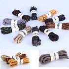 One Pair Shoelaces Hiking Bootlaces Long Strong Round Walking Boot Laces New