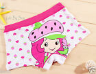 5PCS Cute Cartoon Modal Boxers Briefs Underwear Boyshorts for Girls Kids 3T-10T
