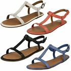 Ladies Clarks Casual Flat Sandals Risi Hop