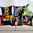 "Pop Art 18""x45cm Decor Cotton Linen Cushion cover Pillowcase"