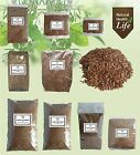 Brown Flaxseed/Flax Seed/Linseed - Premium Quality A+ Grade - With Free P&P