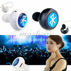 Smallest Mini Bluetooth Wireless In-Ear Headphones Headset Stereo/Mono Earphone