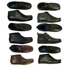 MENS BOOTS NICHOLAS DEAKINS MILDERT EYE BLACK & BROWN COLOURS ALL SIZES 6-12