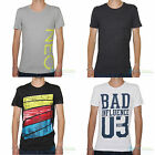 Adidas NEO Label Designer Short Sleeve T-Shirt Crew Neck Top Tee S M L XL XXL
