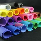 "Funky Foam Sheet Craft EVA Foam,  20""x40"" 50x100cm, Thk 2mm, Choice of Colours VC-2"