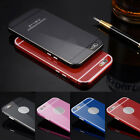 I3C Hot New Ultra-thin Aluminum Metal Case Back Cover Skin for iPhone 6/6 Plus *