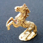 Brass Wealth Lucky Hunting Money Magic Horse / Thai Amulets / Talisman / Success