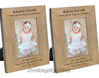 PERSONALISED PHOTO FRAME For GODPARENTS GODMOTHER GODFATHER Christening Gifts