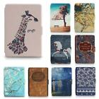 New Slim Leather Case Smart Cover For Amazon Kindle Paperwhite 1/2/3 Sleep/Wake