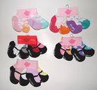 Trumpette Noodles  infant / Toddler Socks Newbaby girl socks 4 pairs NWT