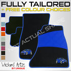 Ford Fiesta MK6 ZETEC S (2002 - 2008) Car Mats Fully Tailored + CUSTOMISE FREE