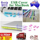 Protective USB Data Port Cover Anti-Dust for Apple Mac Book Mackbook Pro Air