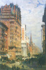 """Fifth Avenue Cooper"" Canvas or Print Wall Art"