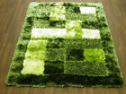 6FT X 4FT APPROX EXTRA THICK PILE SHAGGY RUGS SAGE GREEN WARM CHINESE RUG RUGS