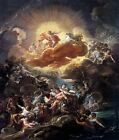 Birth of the Sun and the Triumph of Bacchus (Classic Mythological Art Print)
