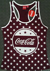 Primark Coca Cola Coke PJ Pyjama T-Shirt Vest Only Size 14 to 16 £9.99  on eBay