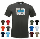 'This is What an Awesome MG Driver Looks Like' Funny MGB GT V8 MGZT MGA t-shirt