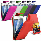 6 Colour Leather Flip Mobile Phone Case Cover For Samsung Galaxy Trend 2 Lite