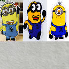 Minions Despicable Me Embroidered Iron/Sew On Handmade Patch Cloth Decor Kid DIY