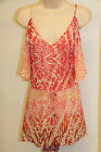 NWT Coco Bianco Swimsuit Cover Up Dress Tunic Multi IVRCO