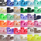 13mm GROSGRAIN RIBBON *41 COLOURS* WEDDING DUMMY CRAFTS GROSSGRAIN GROSS-GRAIN