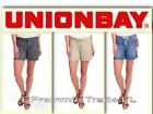 Womens Supplies by Unionbay Drawstring Shorts-Pick Size and
