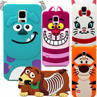Kyпить 3D Cartoon Character Silicone Rubber Case Cover For Samsung Galaxy Mobile Phones на еВаy.соm