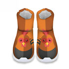 Cool Animals Shoes Toddler Boys Girls boots Winter Children kids Warm boots Snow
