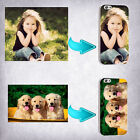 Custom Made Customized Personalized Photo DIY Soft TPU Phone Case Cover Model A