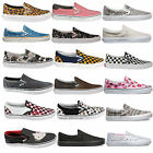 Vans Classic Slip On Ladies Slipper Boots Sneaker Casual Shoes Sneakers NEW