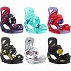 Burton Lexa EST Women Snowboard Bindings ICS 2013-2016 NEW